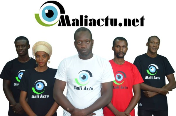 enlèvement de journalistes de maliactu