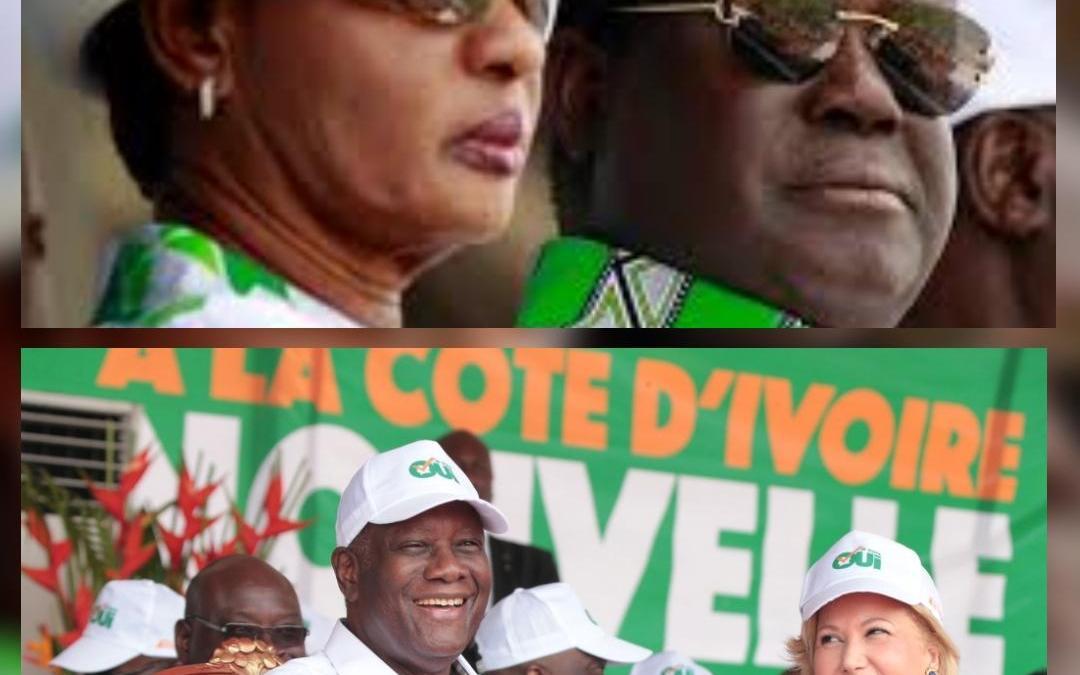 Côte d'Ivoire le Projet de parti unifié: La guerre des clans et le mutisme des autres partis?