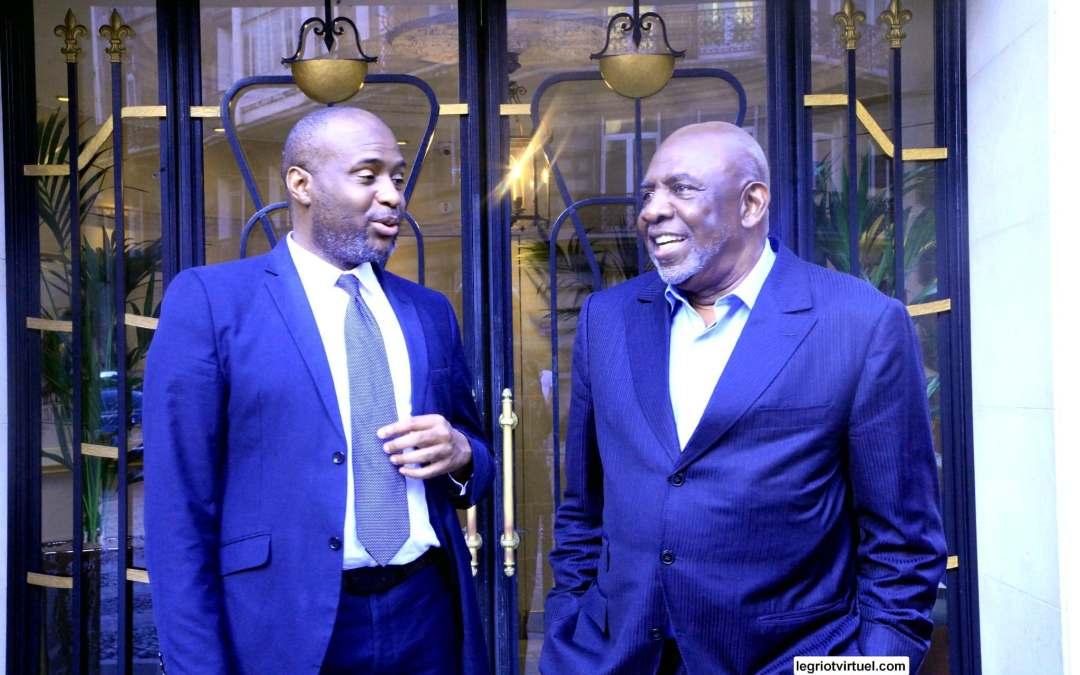 """Cheick Modibo DIARRA : """"Moi président, aucun membre de ma famille ne sera aux affaires"""""""