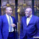 Cheick Modibo DIARRA et Moussa MARA