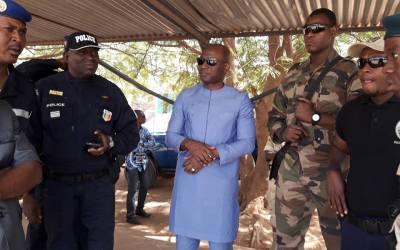 Affaire Paul BORO: le ministère de la sécurité intérieure dément un communiqué mais n'évoque pas l'homme