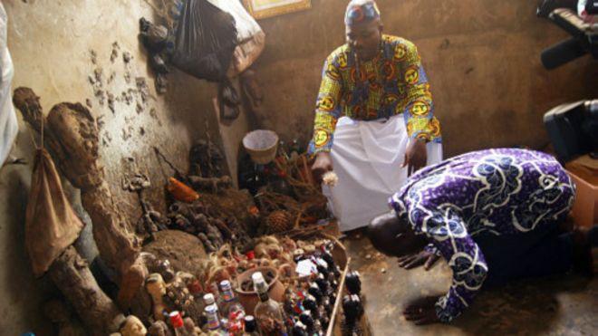 La sorcellerie au Nigéria
