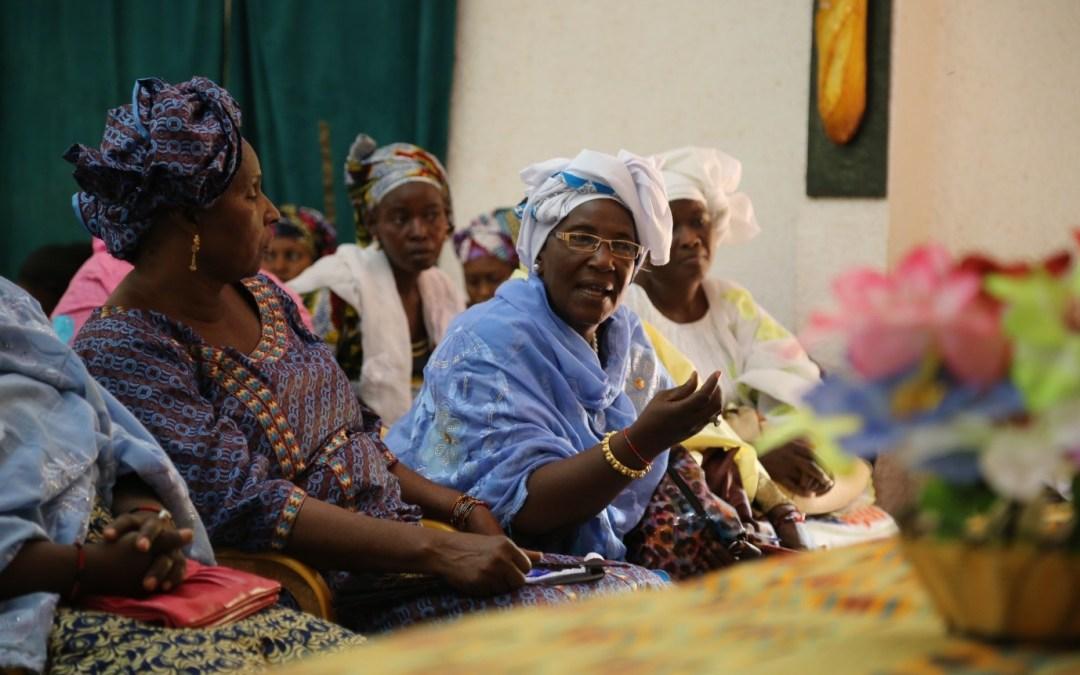 La tontine, le système de crédit des femmes africaines