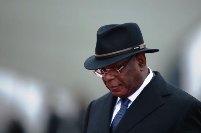 Le président IBK