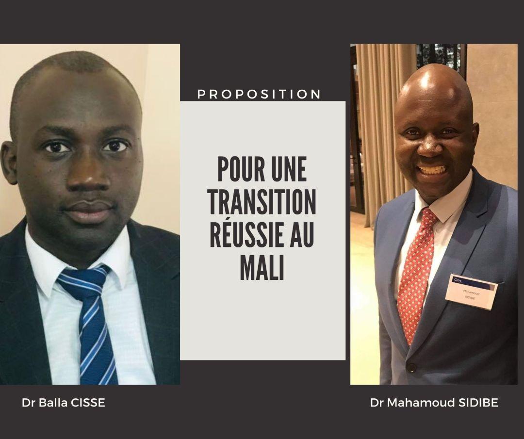 Maître Mahamoud SIDIBÉ, docteur en droit public de l'université Nanterre-Paris-X et Avocat à la Cour d'appel de Paris. Balla CISSÉ, docteur en droit public de l'université Sorbonne-Paris-Nord et élève avocat à la Cour d'appel de Paris