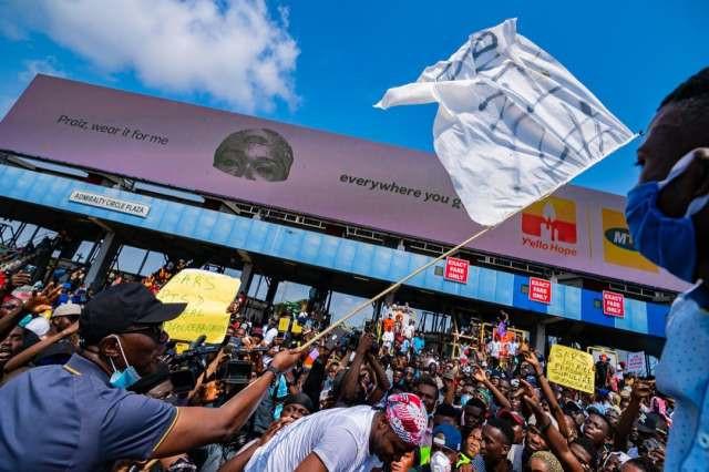 Une nuit de massacre opérée par l'armée nigériane à Lagos