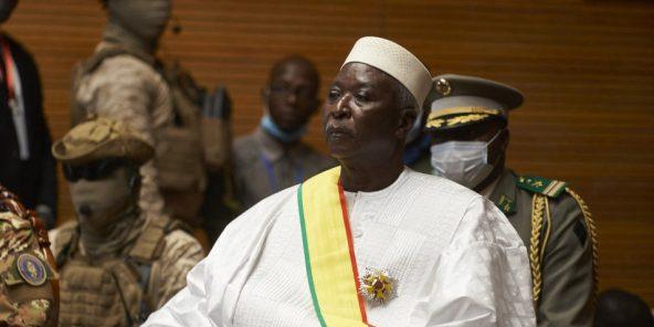 Bah N'DW, ex président de la transition malienne