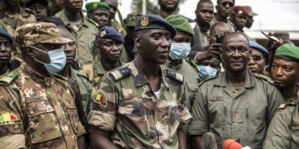 Le SNSP en Aout 2020 après le coup d'état