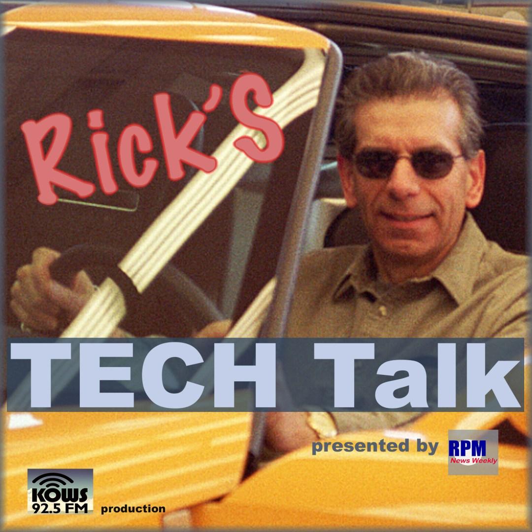 Rick's Tech Talk