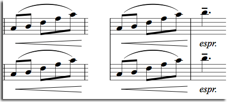Finale & Sibelius Quick Tip : Grouping Barlines in Your