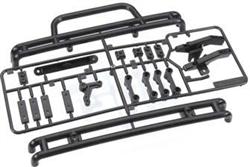 Tamiya RC Bruiser D Parts (Black)