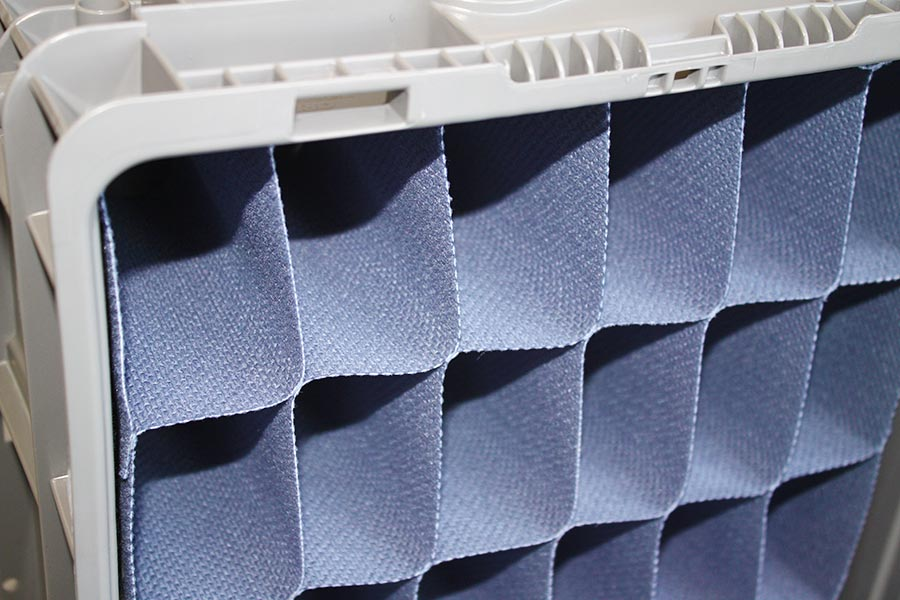 Fabric Dunnage bags  Returnable Packaging Resource