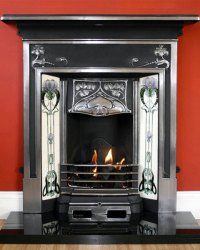 FIREPLACES, FITTING, RESTORATION, REPRODUCTION, ANTIQUE ...