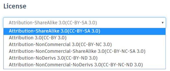 TinkerCAD Tutorial: License Settings