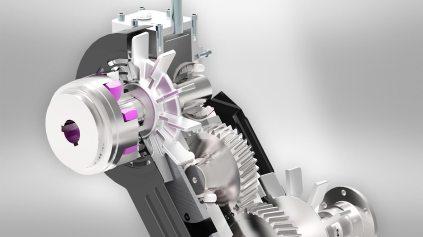 PTO gearbox RPT Tech GmbH