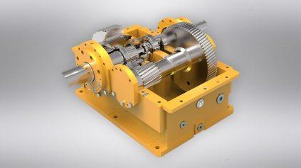 2-speed gearbox RPT Tech GmbH