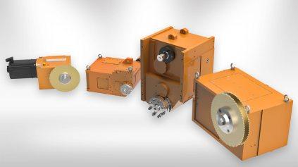 sawing gearbox RPT Tech GmbH