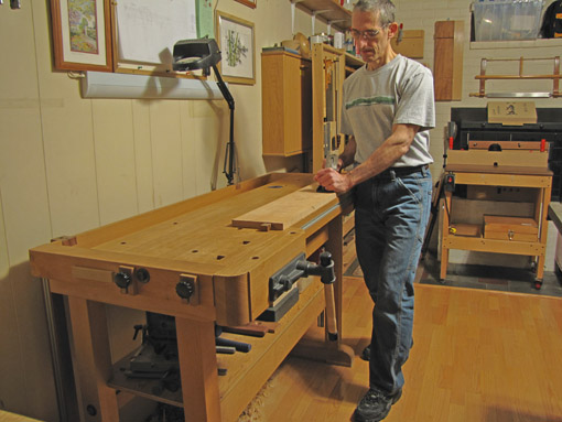 How High Should A Workbench Be