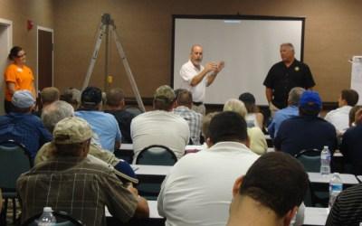 RQ Hosts Safety Training In North Carolina