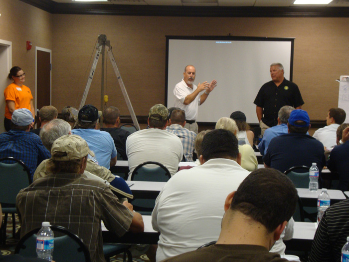 RQ Hosts Safety Training In North Carolina