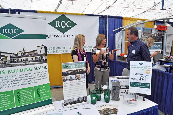 RQ Networks at 2013 Navy Gold Coast