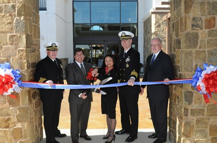 Navy Lodge Grand Opening