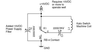 Wiring Kato Turnouts | Online Wiring Diagram