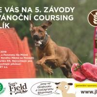 5. Závody – Předvánoční coursing Kuklík 15.12.2018 – POZVÁNKA