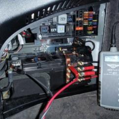 Bentley Flying Spur Wiring Diagram Reversing Starter Fault Diagnosis - Rr&b Garages
