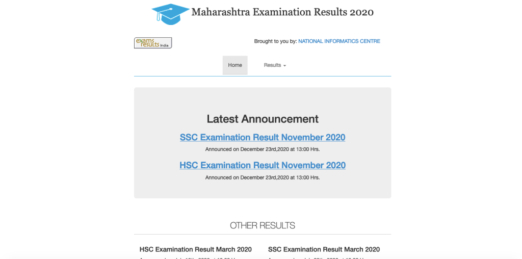 Maharashtra SSC Results 2021 Name Wise Today mahresult.nic.in Steps to Check Maha 10th Class Result Roll No Wise