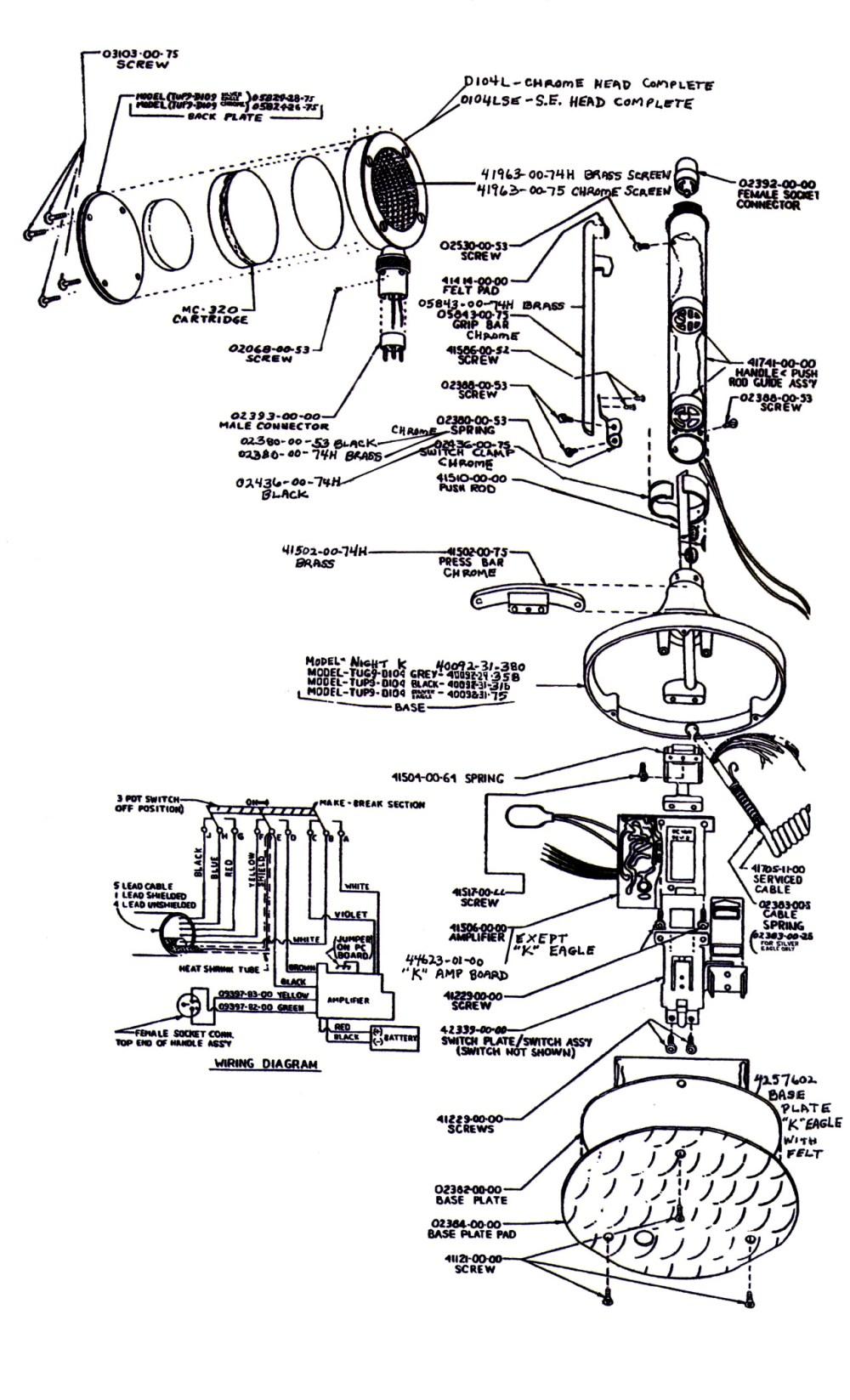 medium resolution of microphone parts diagram wiring diagram inside microphone parts diagram