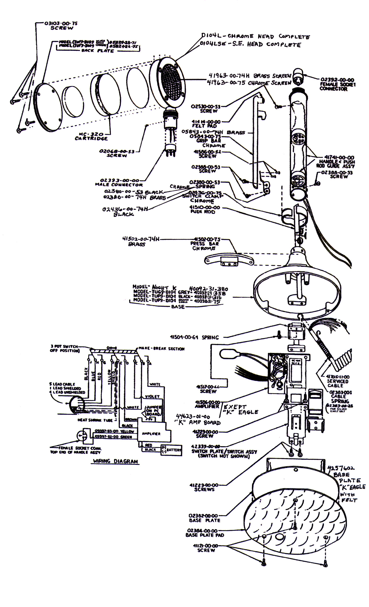 hight resolution of microphone parts diagram wiring diagram inside microphone parts diagram
