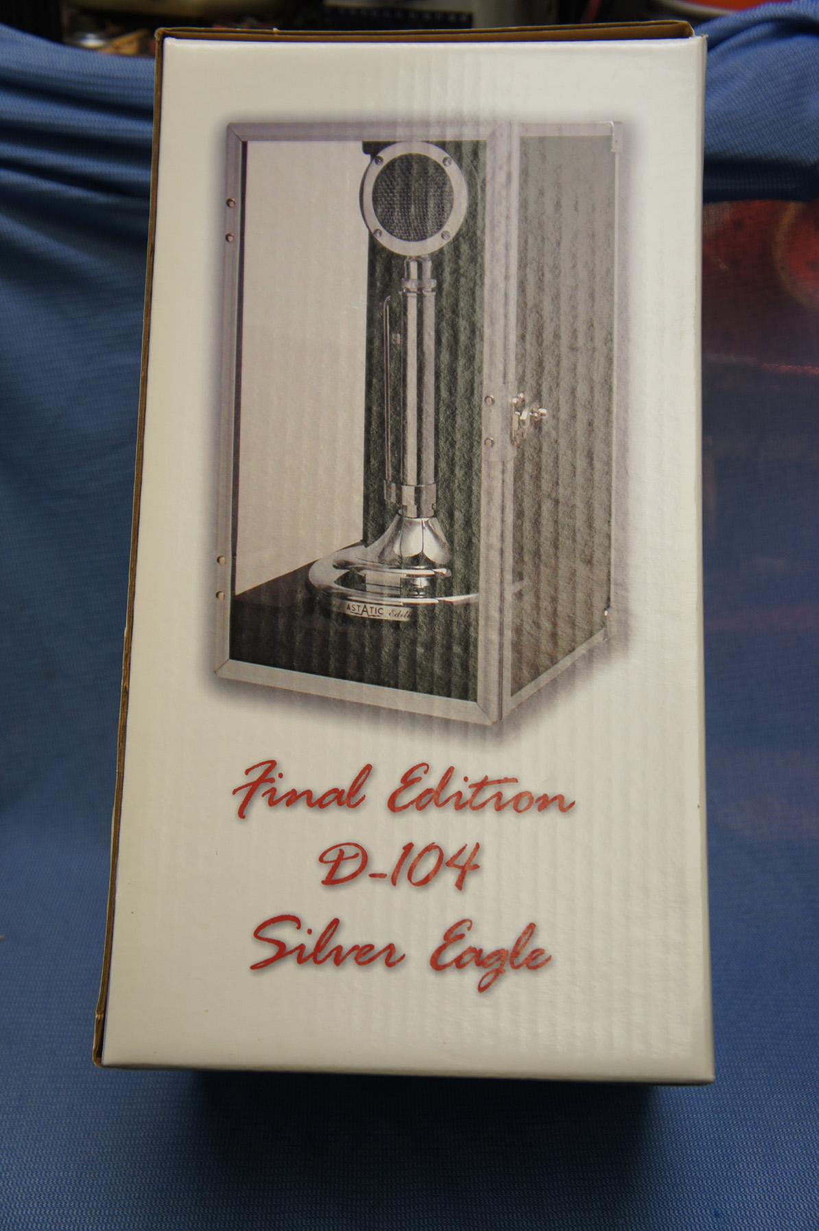hight resolution of  http www rrcom com sales camera jpg astatic final edition silver eagle