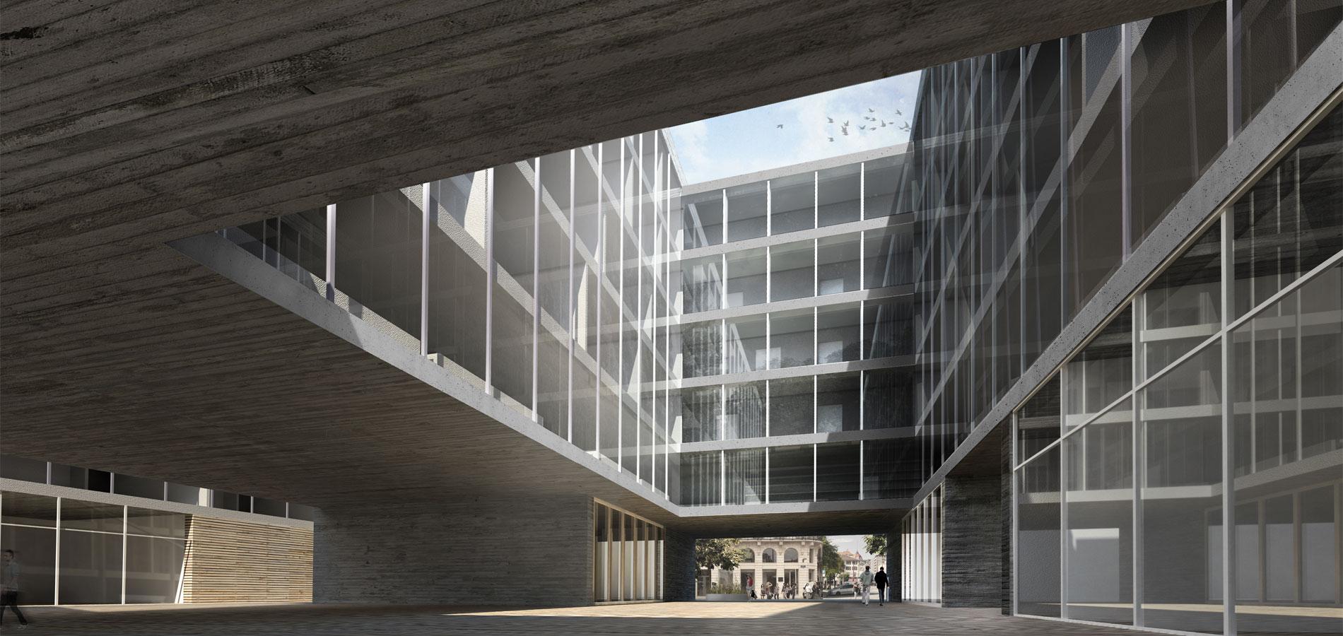 RRC STUDIO Architects Milan  Romolo Calabrese Architect
