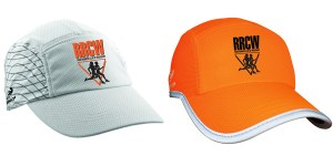RRCW Headsweats Running Caps