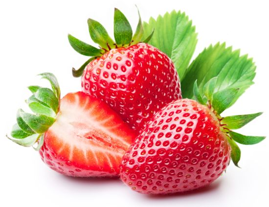 The healing power of strawberry- Phytonutrients in Strawberry !!