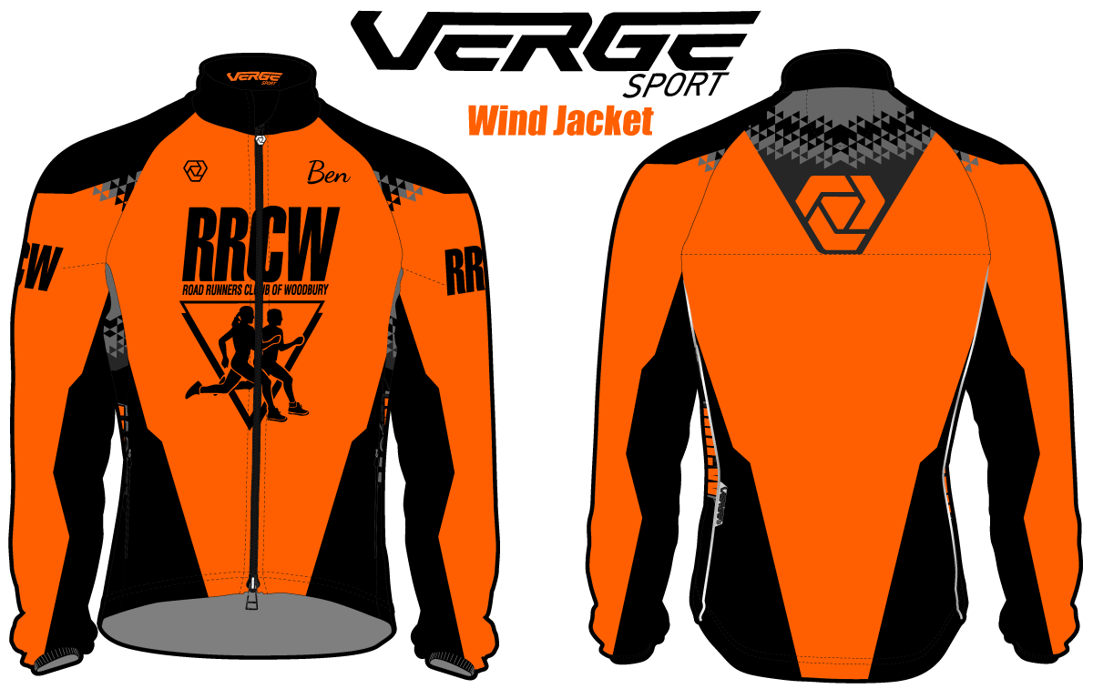 RRCW Verge Sport Wind Jacket 2017