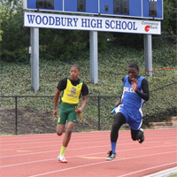 Woodbury High School Track