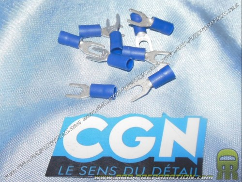small resolution of 10 cgn fork terminals for electric wire