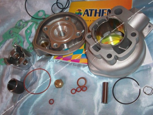 small resolution of kit 70cc 47 6mm athena sport aluminum minarelli am6