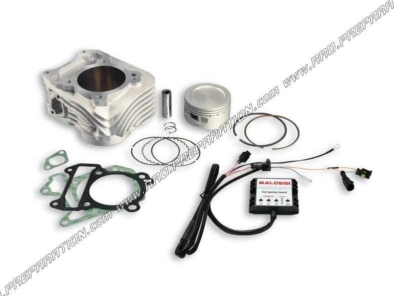 Kit 190cc MALOSSI Ø70mm, cylinder / piston, PIAGGIO