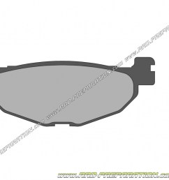malossi rear brake pads for scooter yamaha majesty 400 and t max 500 yamaha majesty 400 2018 yamaha majesty 400 wiring diagram [ 1024 x 768 Pixel ]