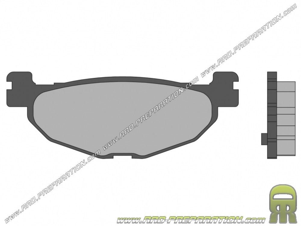 medium resolution of malossi rear brake pads for scooter yamaha majesty 400 and t max 500 yamaha majesty 400 2018 yamaha majesty 400 wiring diagram