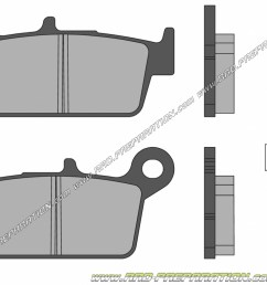 brake pads malossi front rear for honda ns nsr crm peugeot sv kymco filly top boy  [ 1024 x 768 Pixel ]