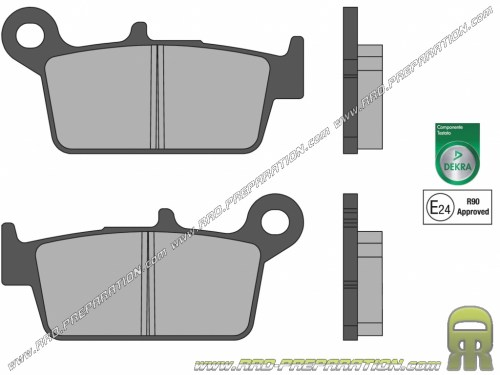 small resolution of brake pads malossi front rear for honda ns nsr crm peugeot sv kymco filly top boy