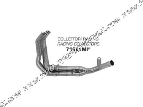 ARROW RACING manifold for ARROW silencer or ORIGIN on