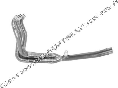 ARROW RACING manifold for ARROW silencer or ORIGINE on