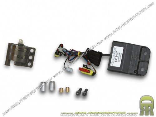 small resolution of digital electronic box malossi mhr team digitronic box for scooter malaguti f12 digit kat phantom 50 2t euro 2