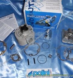 polini 50cc engine diagram 2005 wiring diagram paper kit 50cc 40 2mm polini evolution aluminum [ 1024 x 769 Pixel ]