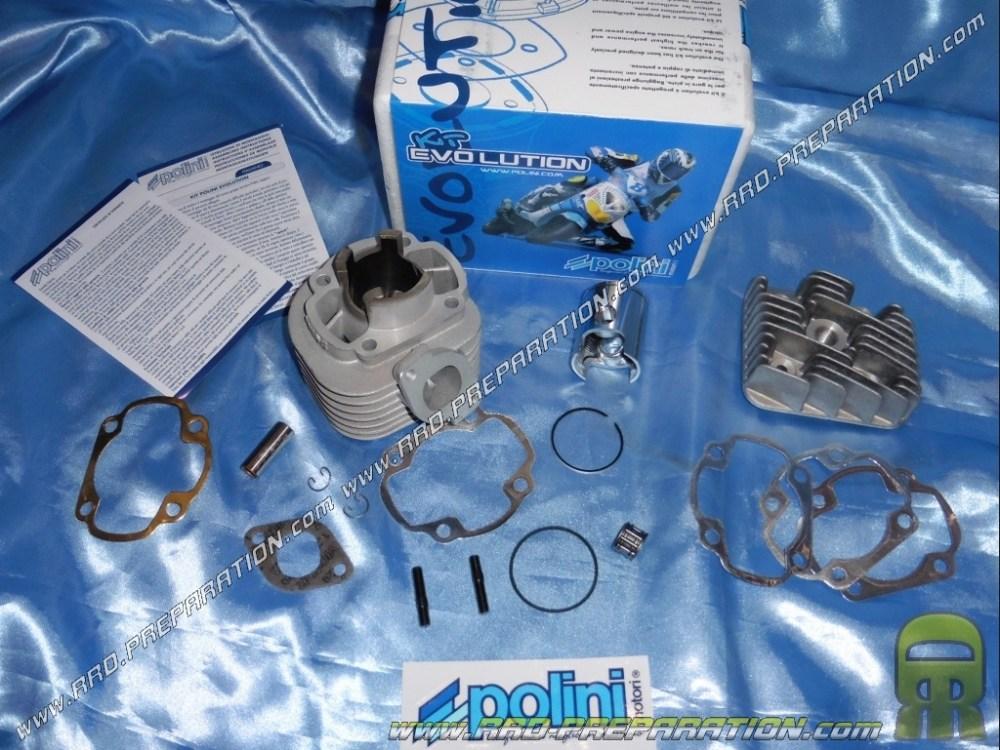 medium resolution of polini 50cc engine diagram 2005 wiring diagram paper kit 50cc 40 2mm polini evolution aluminum